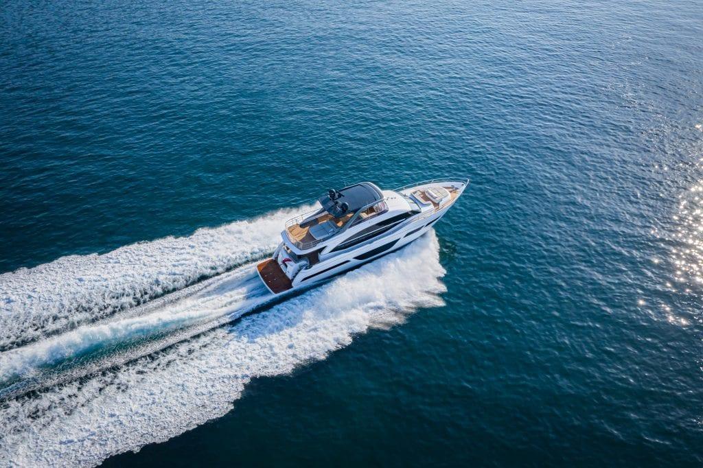 luxury motor yachts