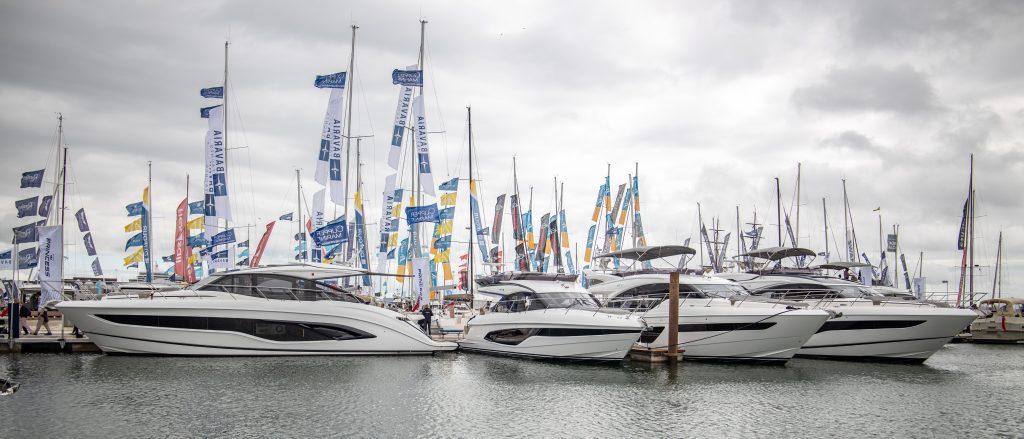 Southampton Boat Show 2022